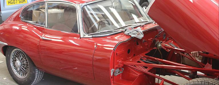 Car Repair Garage Exeter